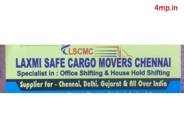 Laxmi Safe Packers and Movers Chennai