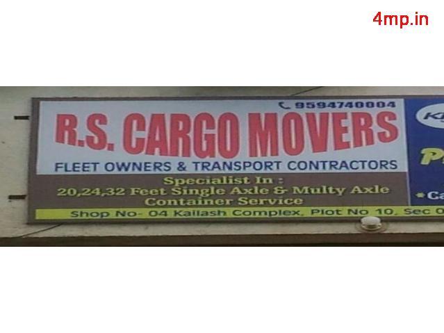 R S Cargo Movers Navi Mumbai