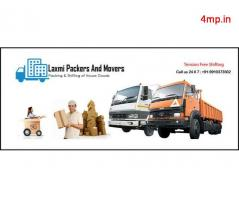 Laxmi Packers and Movers Noida